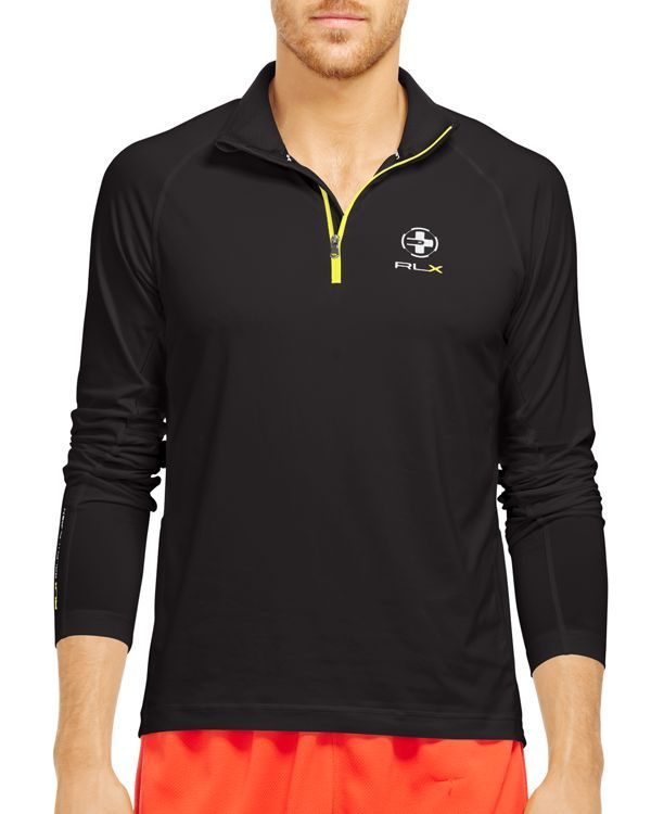 Polo Sport Rlx Jersey Half-Zip Pullover