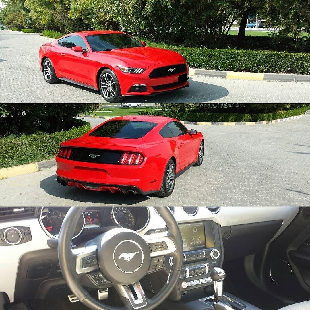For Sale Ford Mustang 2015 EcoBoost. V4 Full Option