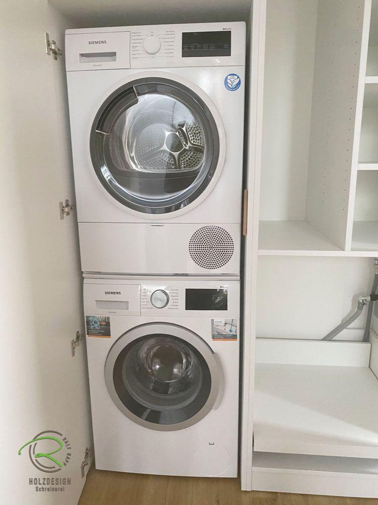 Waschturm Waschmaschine Trockner Waschmaschine Einbauschrank Waschmaschine Trockner Schrank