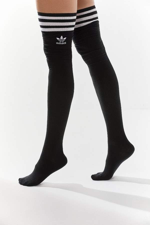 aaf4f6c7fe2c35 adidas Originals Roller Thigh High Sock in 2019 | Products | Thigh ...