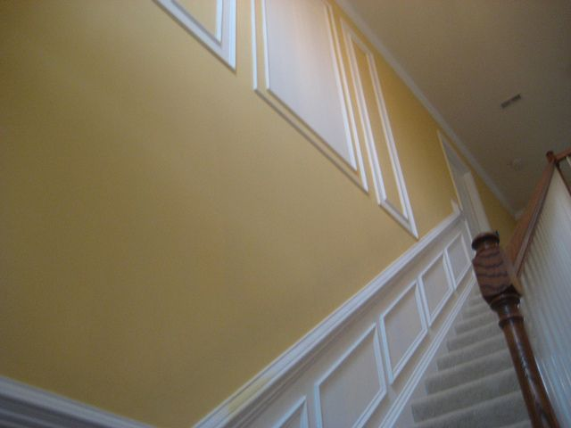 Best Chair Railing On Stairs By Crown Molding Via Flickr 640 x 480