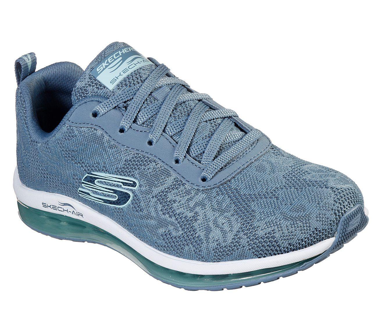 Skechers Skech Air Element Walkout | 18 Patterned Sneakers