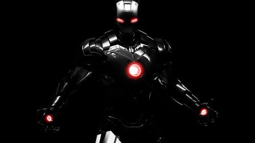 Desktop wallpaper high definition (hd) in 1080p with iron man.