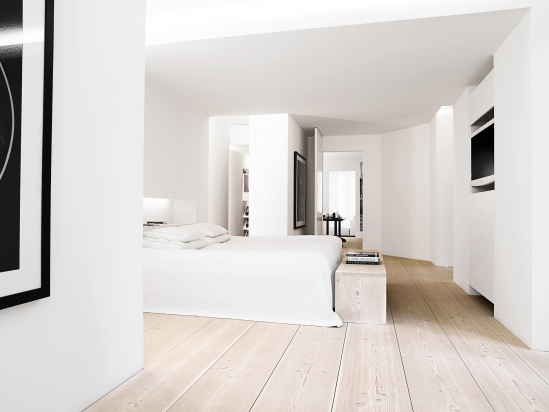 beautiful floor , love the neutral colors in the furnishings