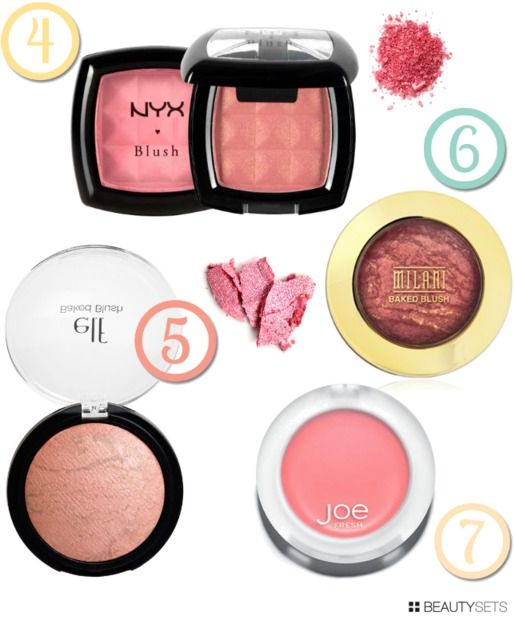 best drugstore blushes for summer #pink and #coral   Pretty Makeup ...