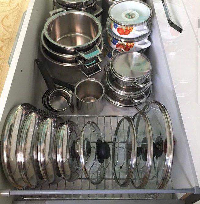 49 petites idées de cuisine qui vous feront sentir spacieux #smallkitchenorganization