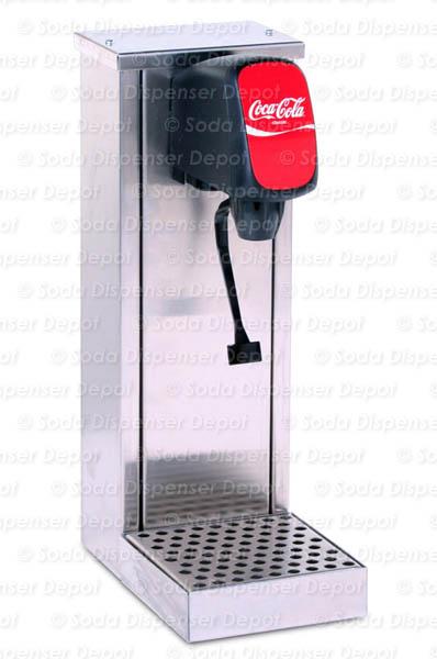 6101 Single Valve Post Mix Tower Soda Fountain Fountain Soda