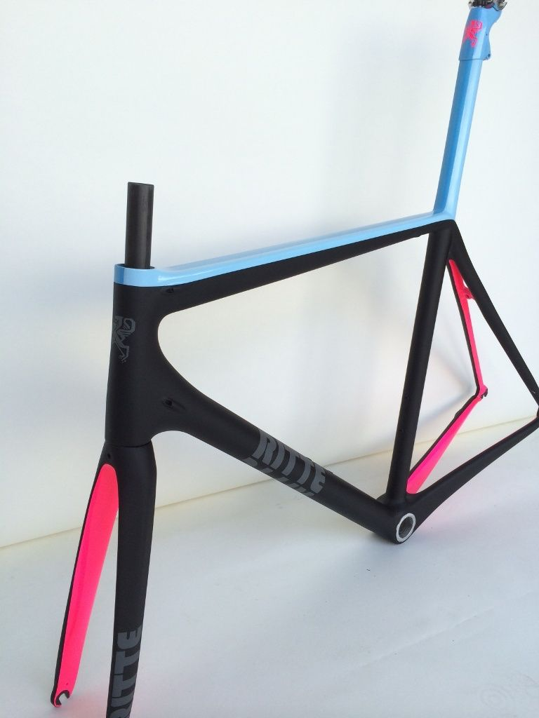 Custom Ritte Vlaanderen Bikes Rennrad Fahrrad Design
