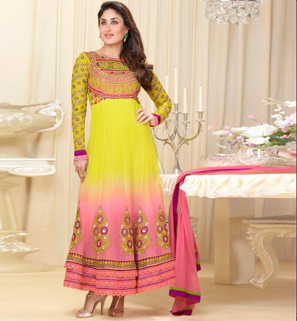 kareena kapoor dress on sale. | Bollywood dress, Anarkali ...