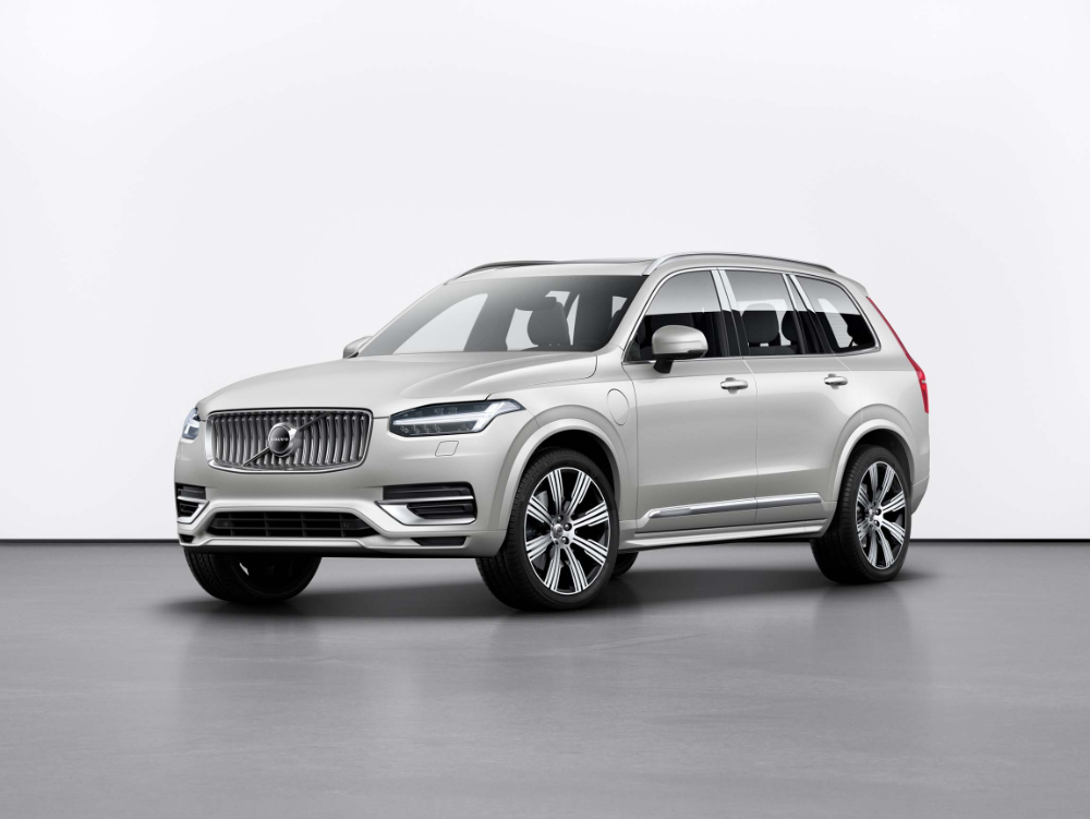 2020 Volvo Plug In Hybrids Bigger Battery Boosts Epa Range Mpg Volvo Xc90 Volvo All Electric Cars