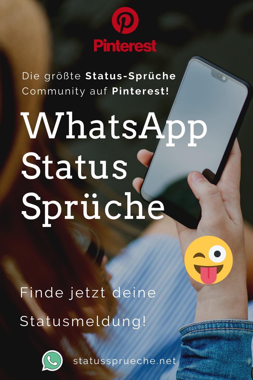 Status-Sprüche für WhatsApp, Zitate und Weisheiten 2020