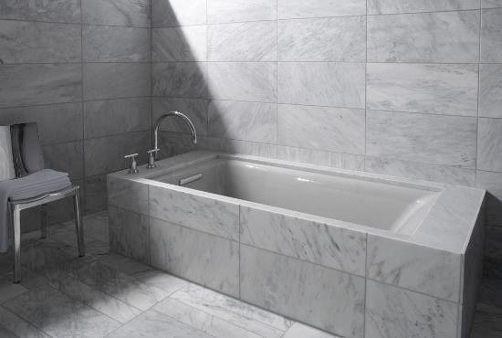 Parity Cast Iron Undermount Bath By Kohler Soaking Tub Bath Kohler