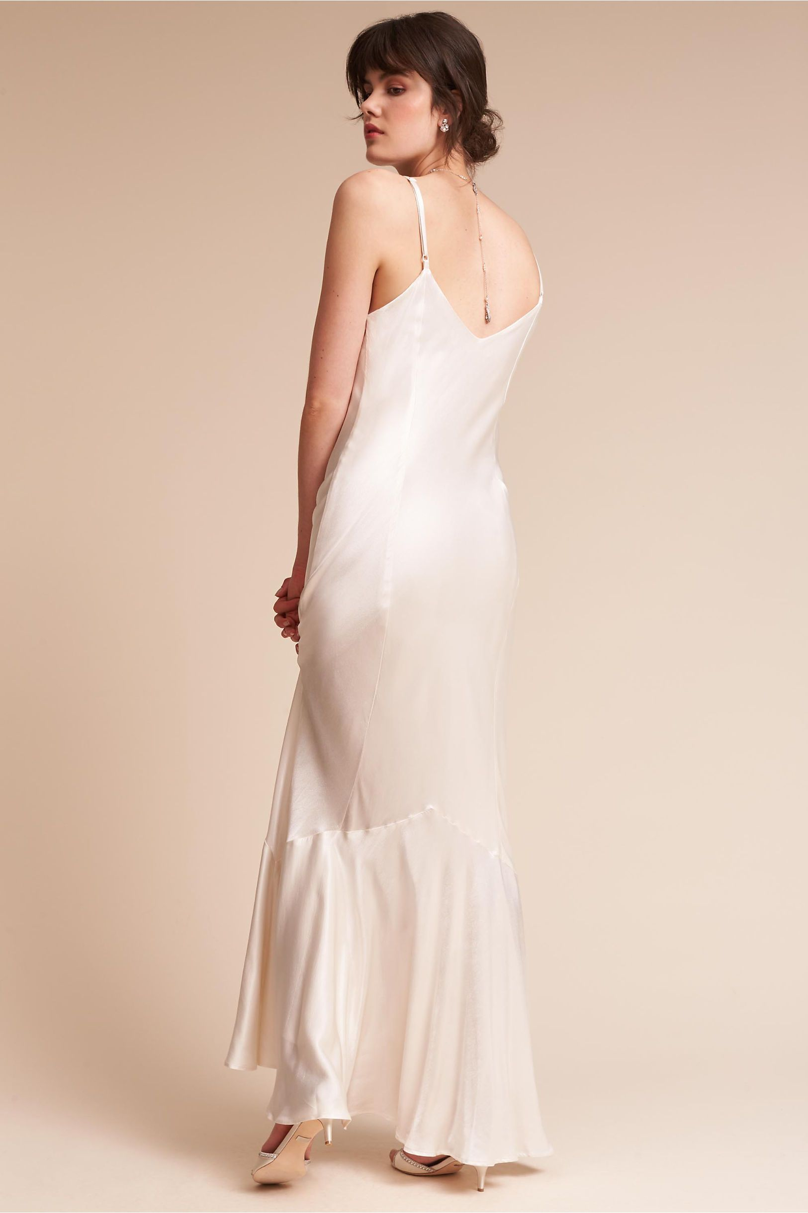 Bhldn bella dress in bride little white dresses bhldn wedding