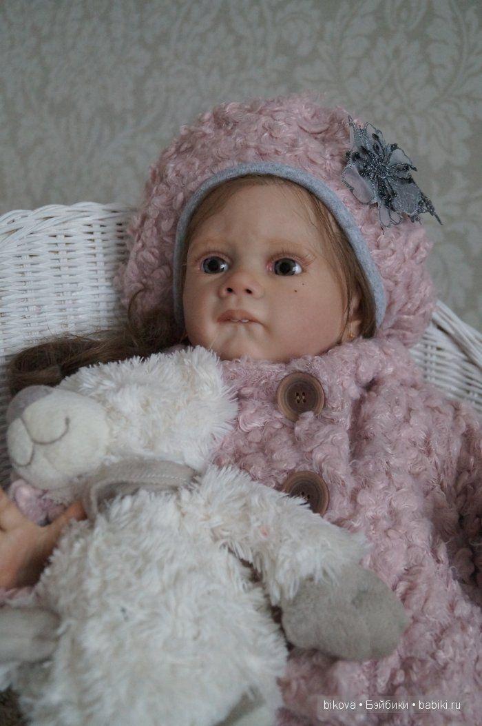 Добрый день всем-всем!!! Сегодня я хочу вам показать малышку Софи из молда Фрида от популярного и талантливого скульптора Каролы Вегерих.