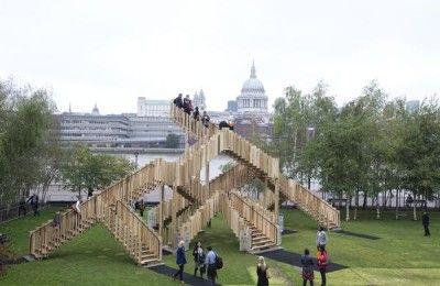 DRMM Escher inspired 'endless' stair