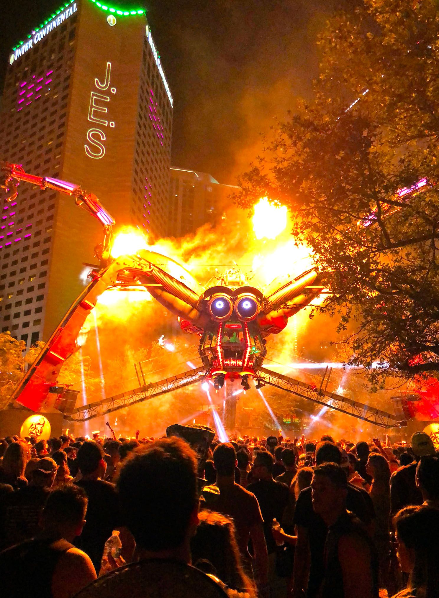 Ultra Music Festival S Average 20th Anniversary With Images