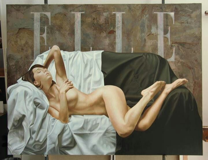Hiperrealismo. Omar Ortiz