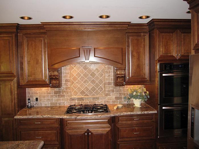 Backsplash Focal Point Traditional Kitchen Design Simple Kitchen Design Kitchen Design