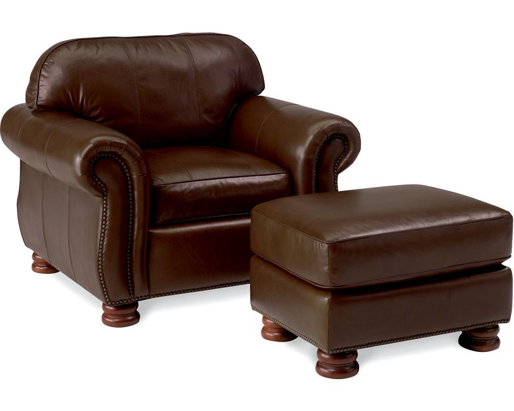 50 leather club chair with ottoman cool apartment