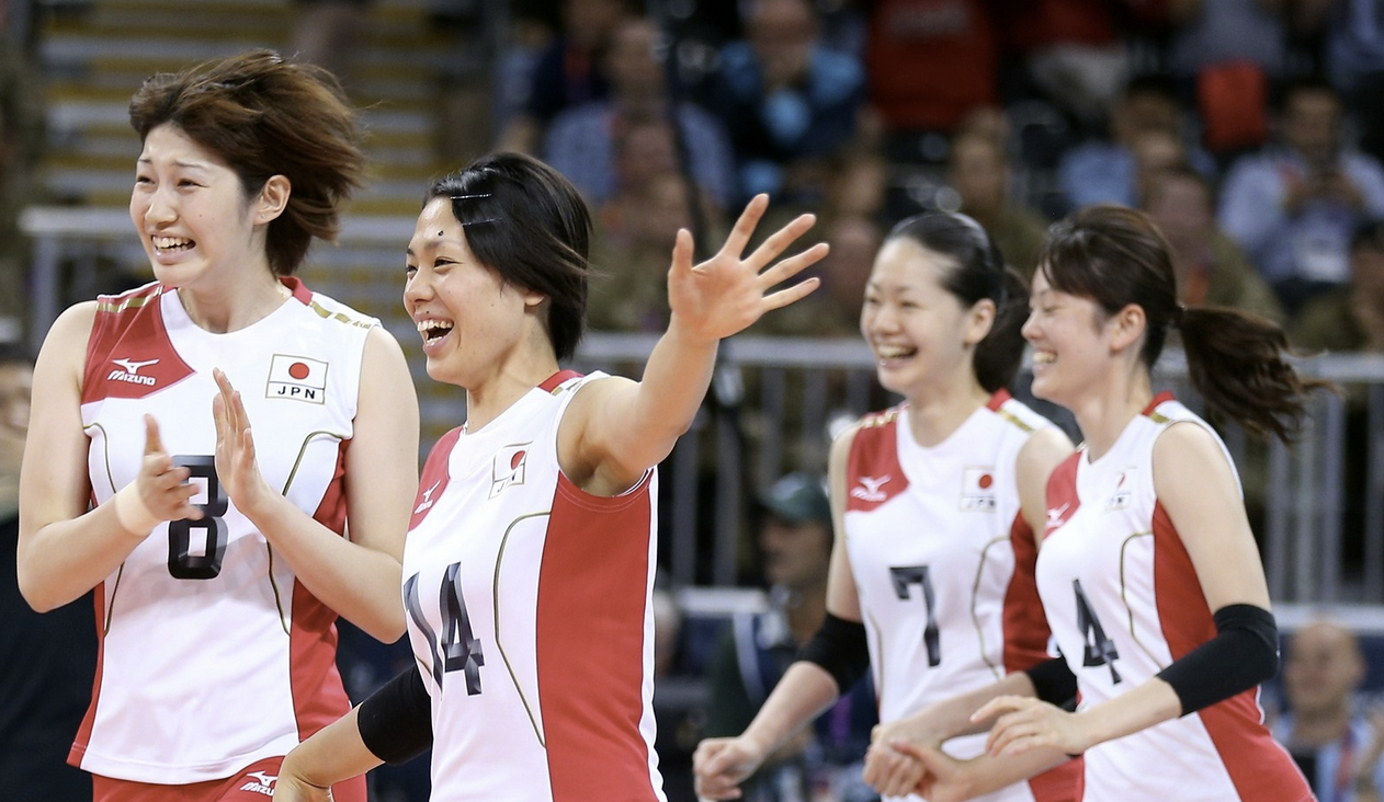 Japan Defeat China In Women S Volleyball