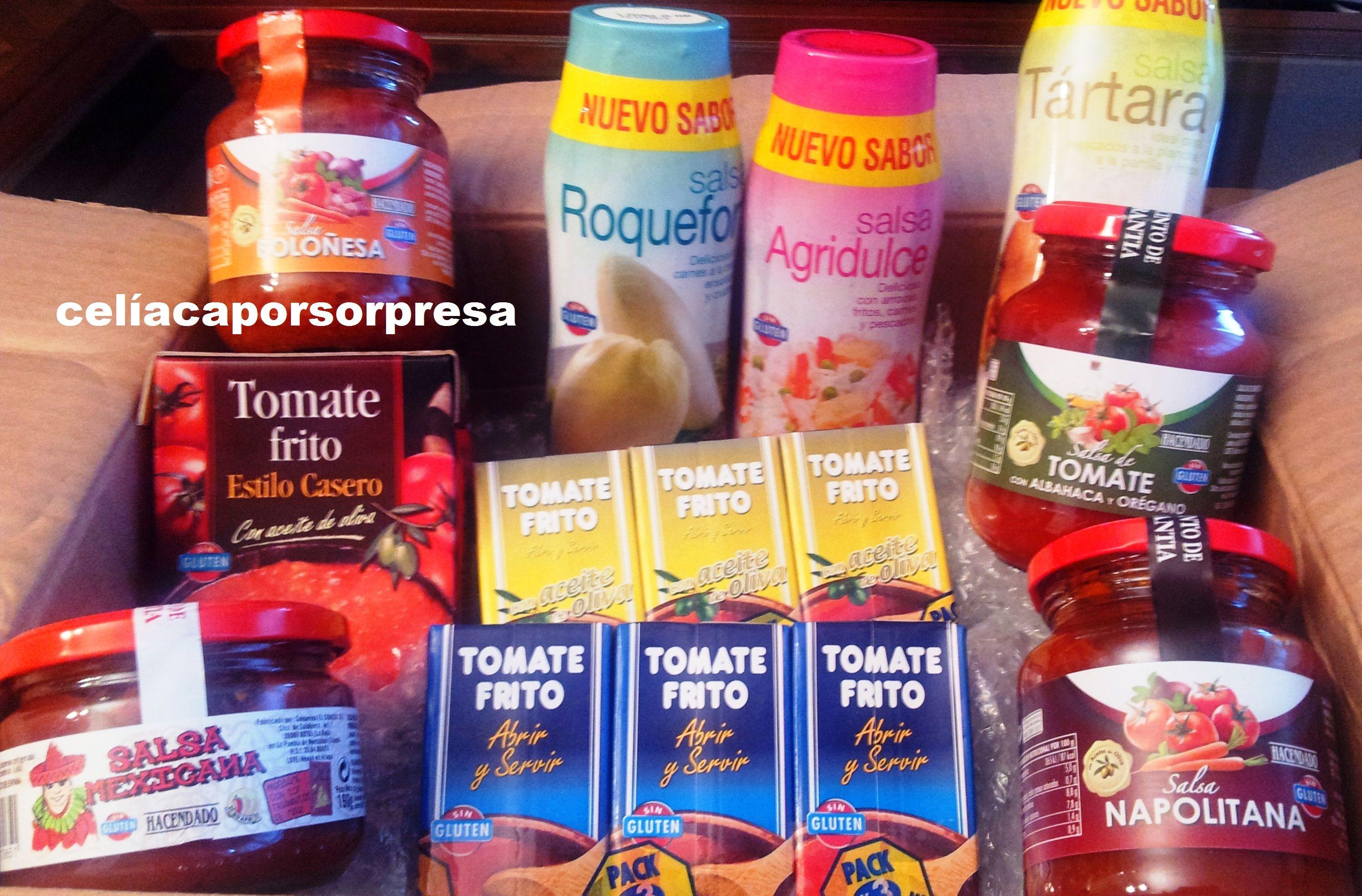 Lote De Productos Cidacos Tomate Frito Tomate Casero