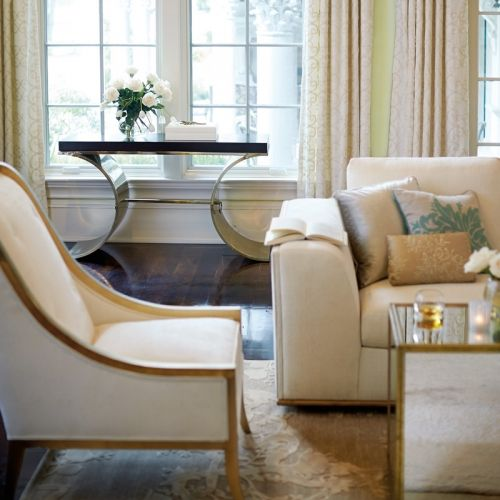 Chair Bernhardt Ivory Living Room Beautiful Living Rooms