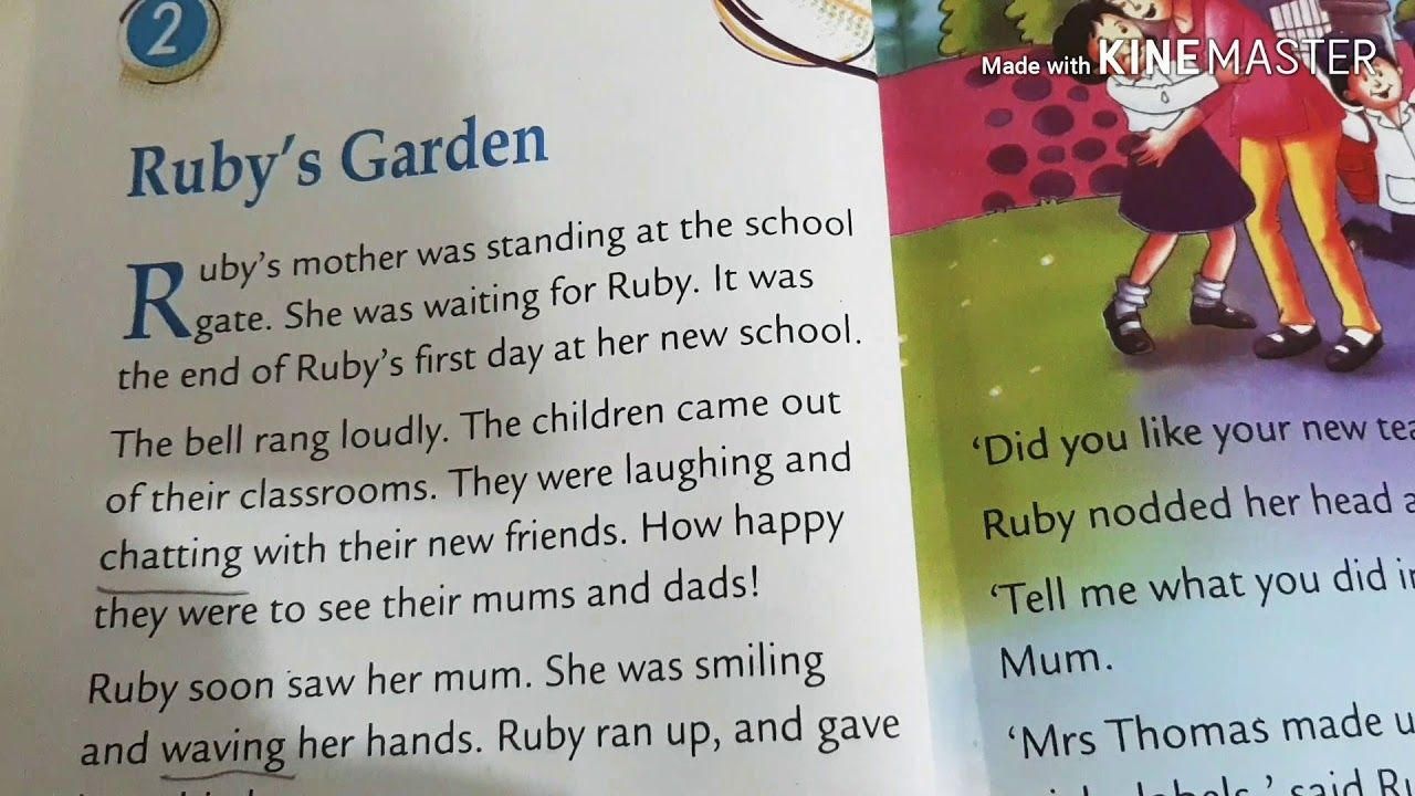 Ruby S Garden Oxford Reading Circle Book 2 Reading Circles Book Show New Books [ 720 x 1280 Pixel ]