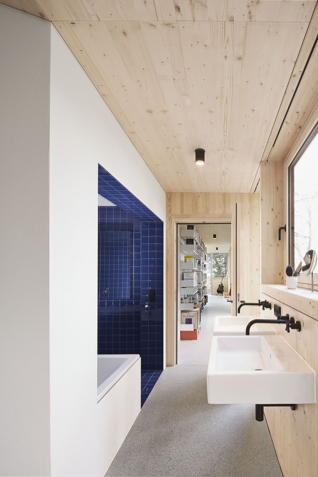 Jochen Specht . haus hohlen . Dornbirn (15)   [design] bathroom ...