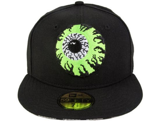 Twiztid Keep Watch 59fifty Fitted Cap By Mishka X New Era Fitted Hats Fitted Caps New Era