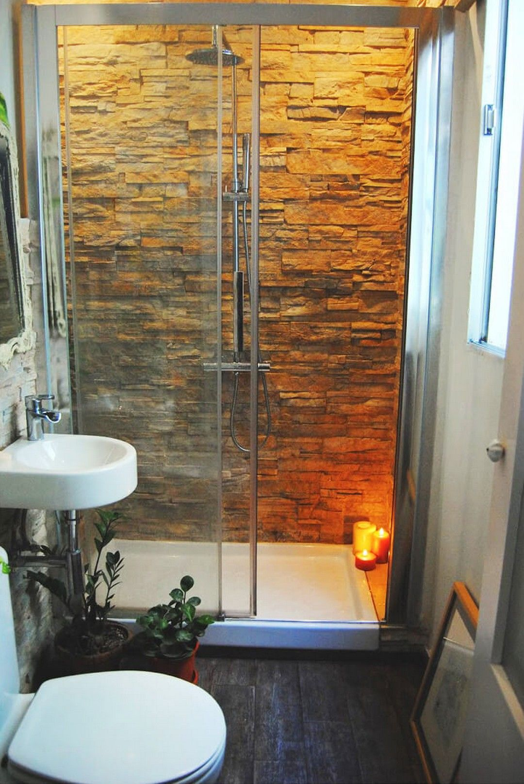 Shower room pleasure