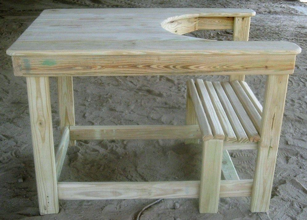 Shooting Bench Rest Table Shooting bench, Shooting table