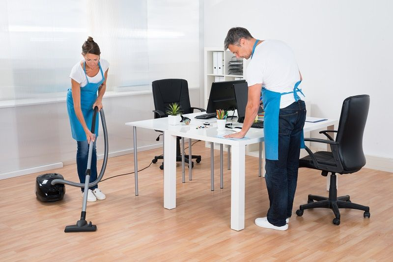 cleaning services office singapore
