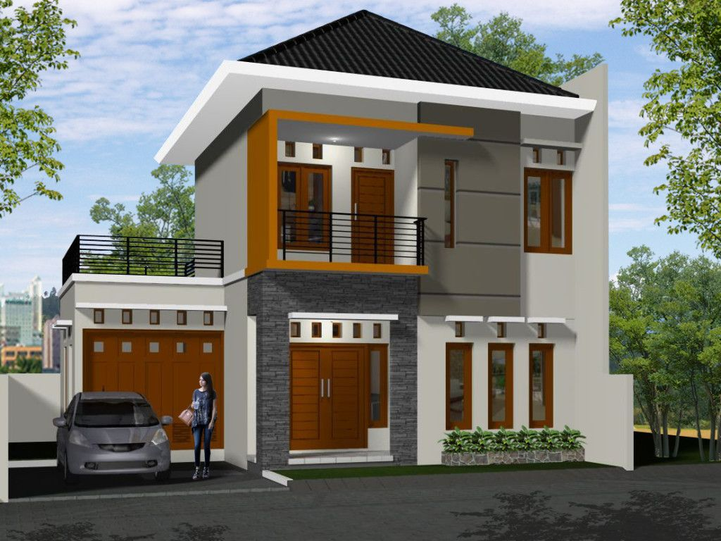 Model Rumah Terbaru Ask Home Design