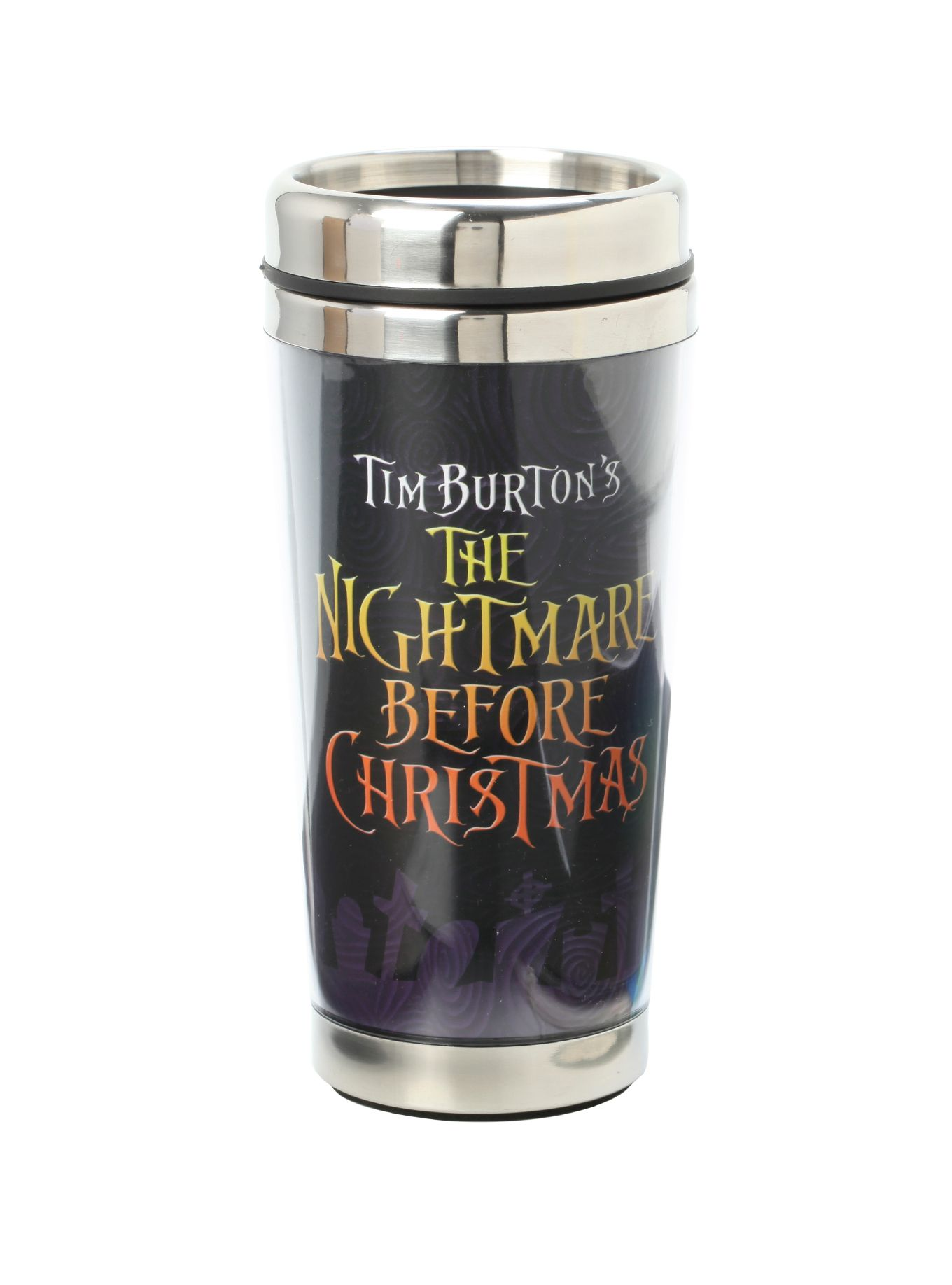 The Nightmare Before Christmas Jack & Sally Travel Mug | The ...
