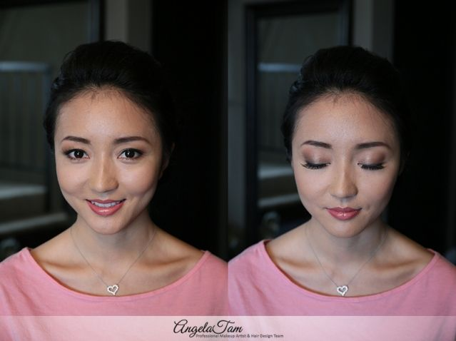 Los Angeles Asian Makeup Artist Bride Makeup Asian Best Bridal