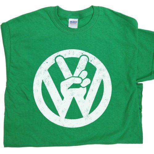 Volkswagen T Shirt VW Bug Beetle Green Bus Funny Peace Tee Shirtmandude T Shirts Shirtmandude T-Shirts http://www.amazon.com/dp/B00GVHJN90/ref=cm_sw_r_pi_dp_HHsbub1M390T7