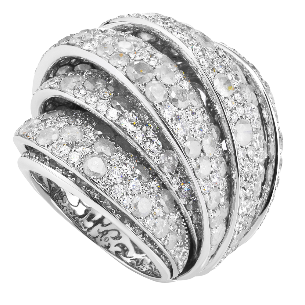 Rosamaria G Frangini | High Diamond Jewellery | De Grisogono, Jane Collection.