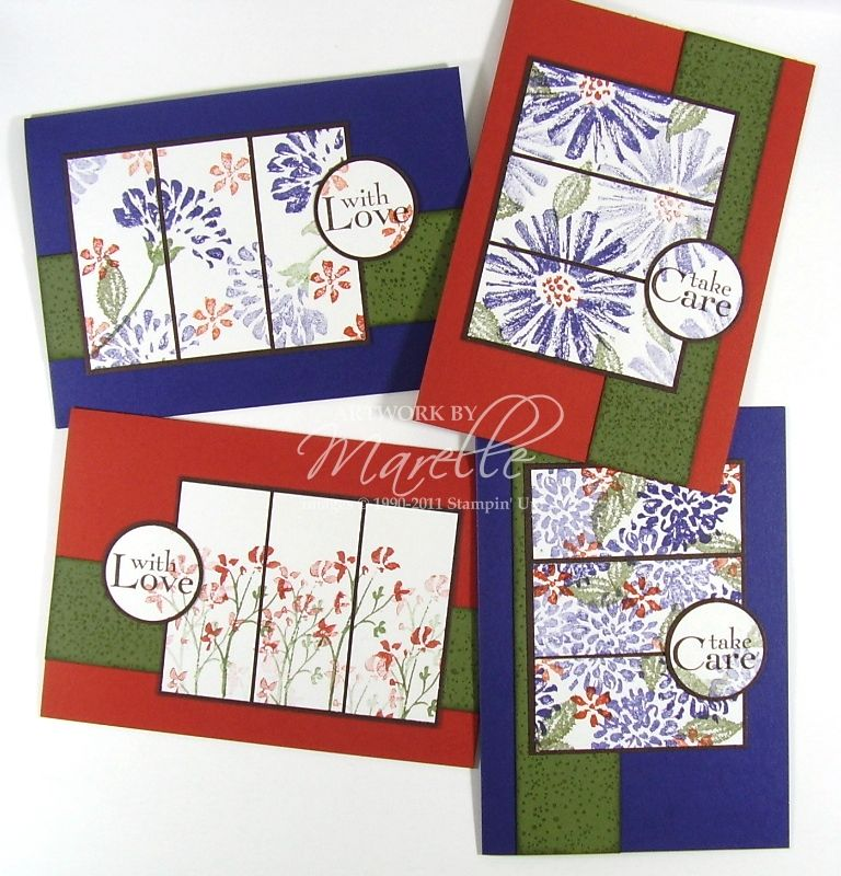 Marelle Taylor Stampin Up Demonstrator Sydney Australia Win A