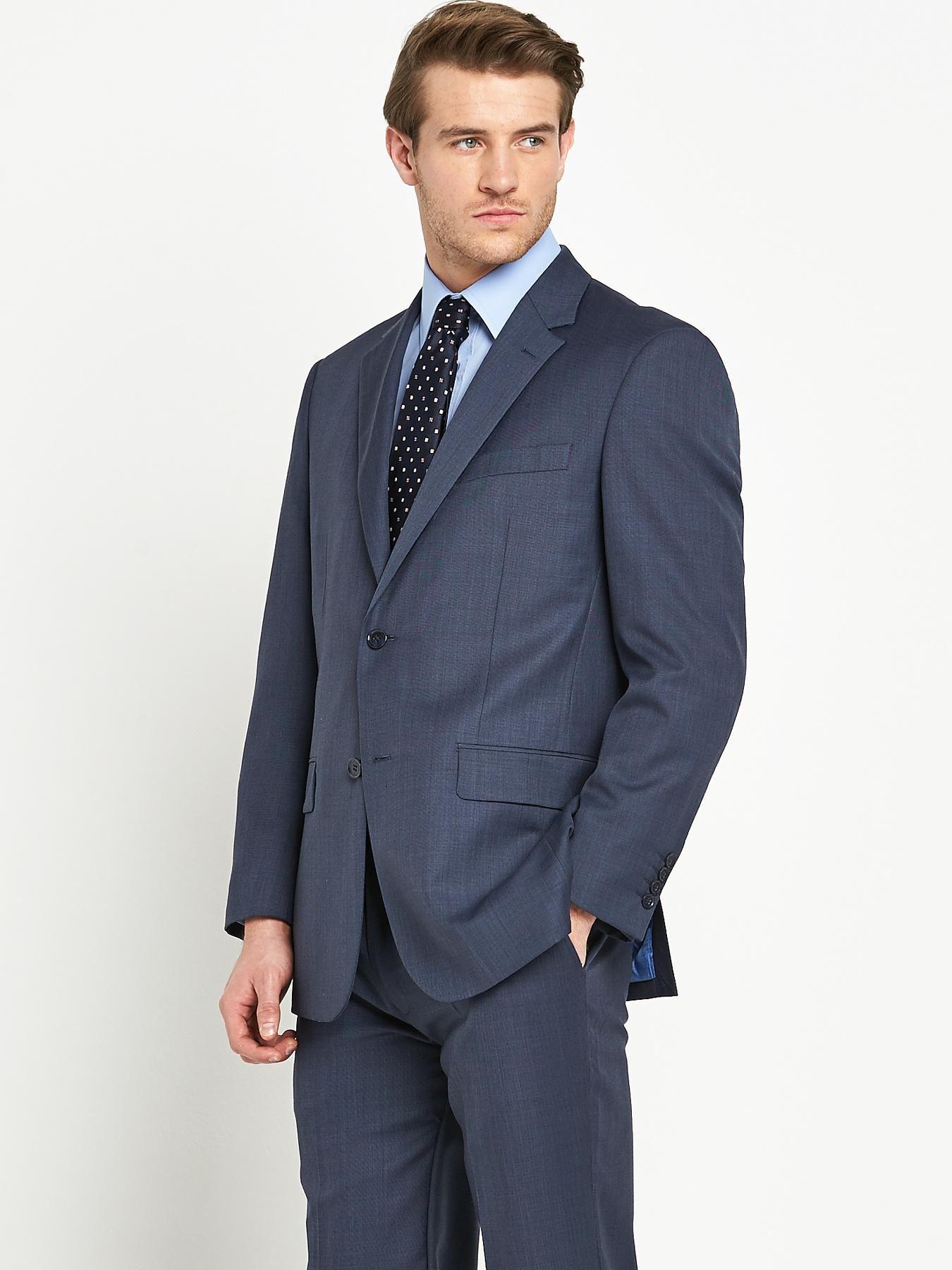 Skopes Mens Palmer Commuter Suit Jacket Littlewoods The