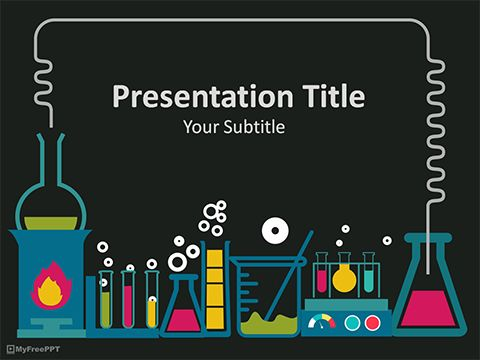 Free Laboratory PowerPoint Template | Medical Template | Pinterest ...