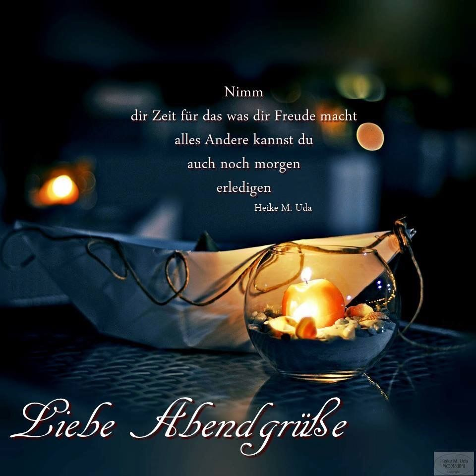 Pin von Heinrich Thoben auf Grüße   Liebe gute nacht grüße