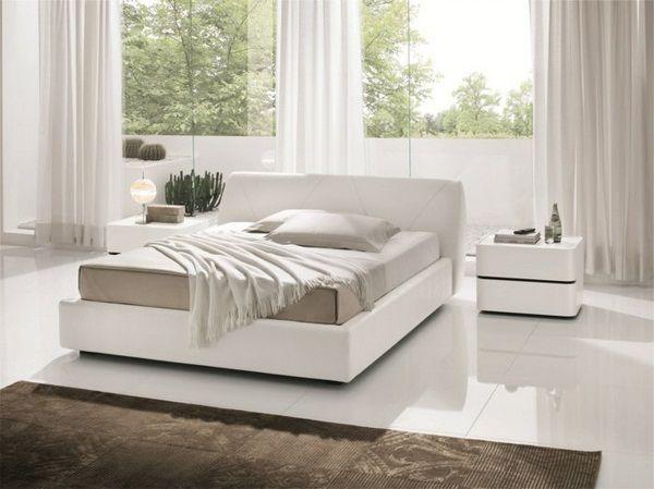 Ceramic Tile Flooring For The Bedroom 1 Decor White Leather Bedroom Leather Bedroom Leather Bedroom Set