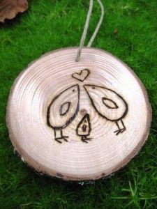 Turn A Fallen Branch Into A Crafty Creation (via @BrightNest)