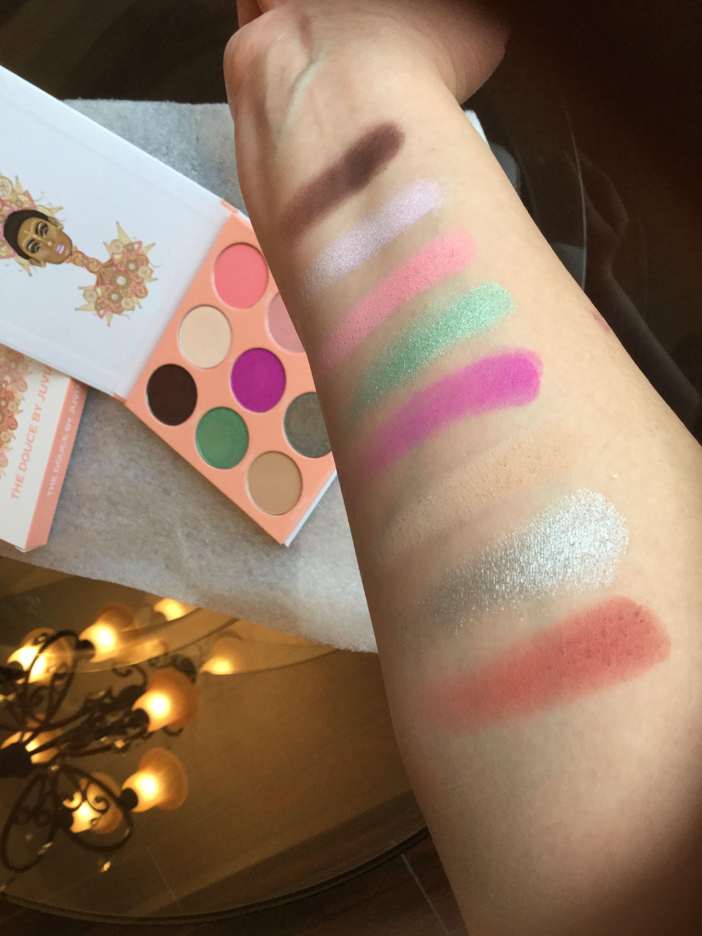 Juvias Place Douce palette Best makeup products, Cruelty