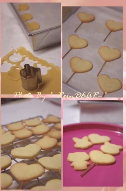 Bloggang.com : Ab Psy ReinDEAR++ - ~~~Mini Cookies~~~ขนมชิ้นเล็กที่อาจทำให้คุณตกหลุม(รัก)