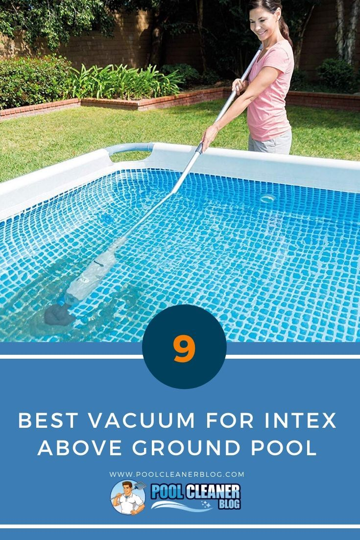 Intex Above Ground Pools, What Is The Best Vacuum For Above Ground Pools