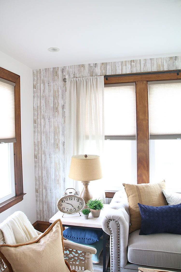 A Comfy Formal Sunroom Makeover   Sunroom, Formal and Woods