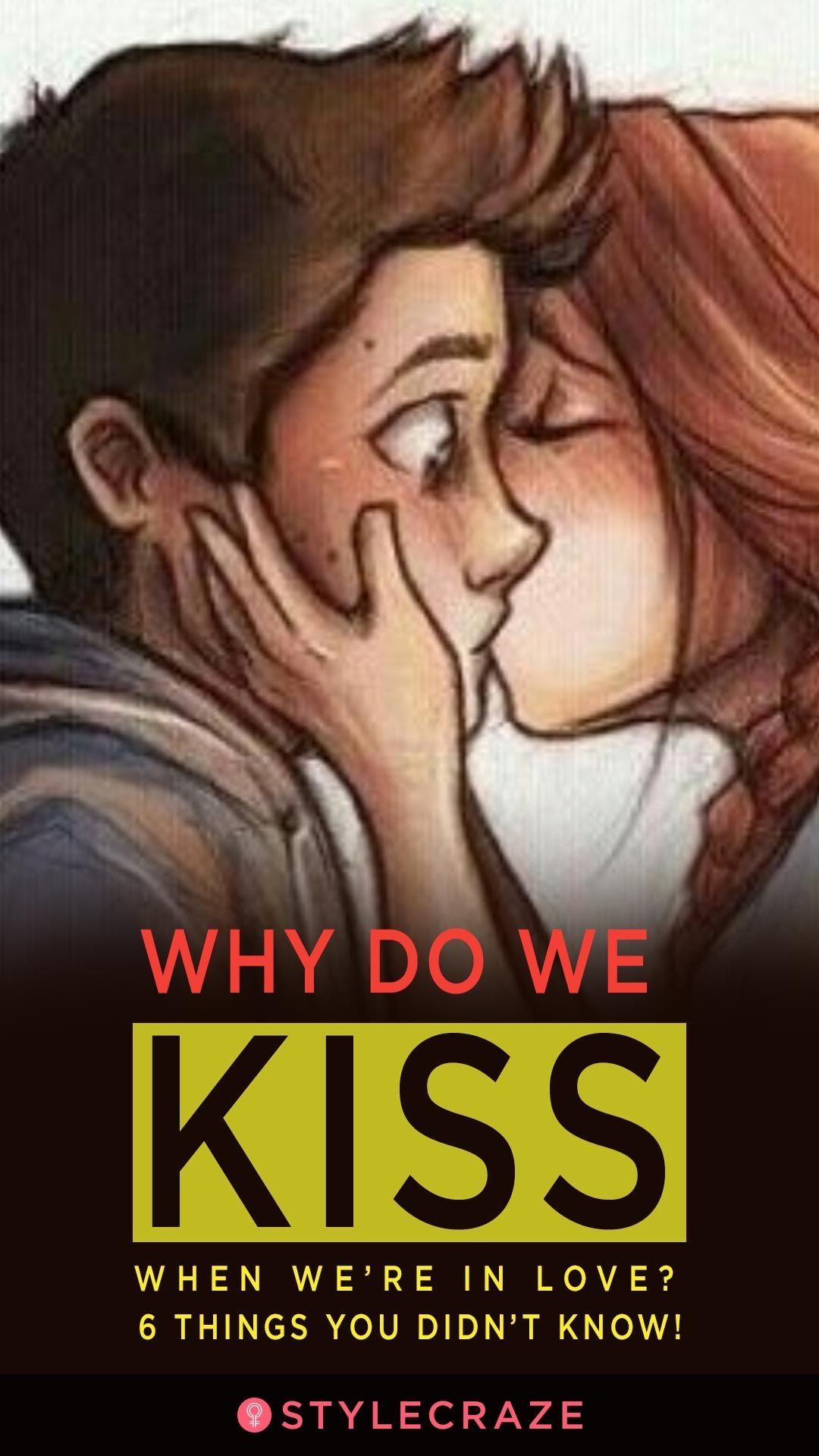 Why Do We Kiss When We Re In Love 6 Things You Didn T Know Why