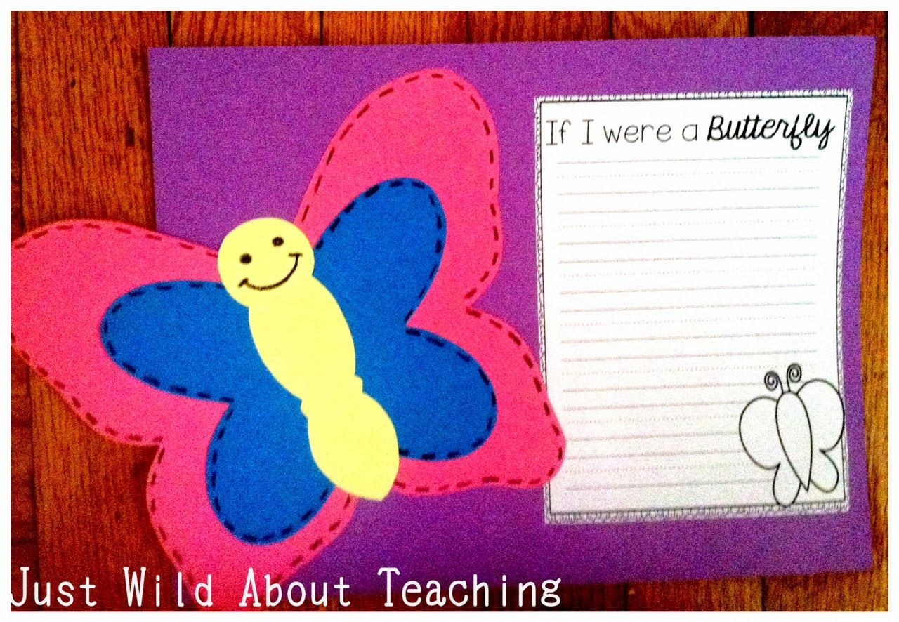 Just Wild About Teaching: Bopping for Butterflies - Butterfly Unit  Enter to win a copy!