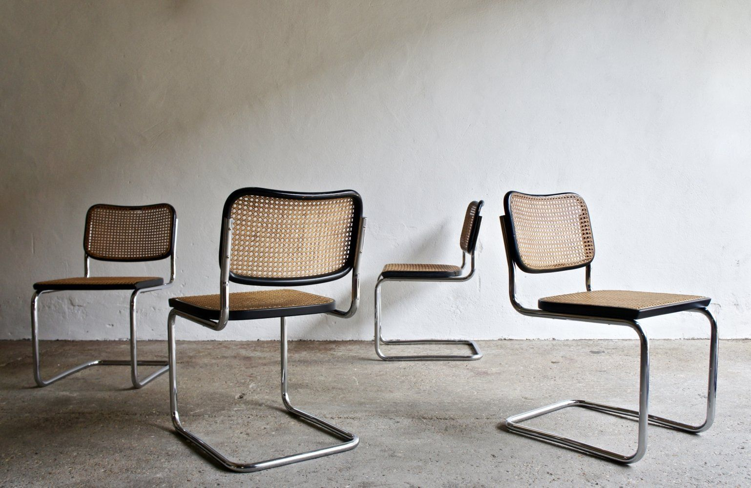 For Sale Original 1950 S Cesca Chairs By Marcel Breuer For Gavina Cesca Chair Chair Design Wassily Chair